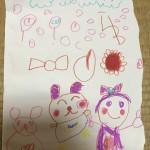 5歳児の絵